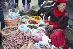 Mercado local Imagem de Stock