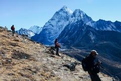 Himalayas. stock images