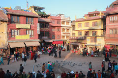 Kathmandu Nepal Royalty Free Stock Photo