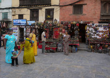 Kathmandu Nepal Royalty Free Stock Images