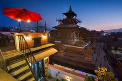 Kathmandu Restaurant Stock Image