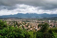 Kathmandu-Stadt Lizenzfreies Stockbild
