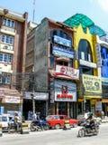 Kathmandu, The Streets of Thamel Stock Photo