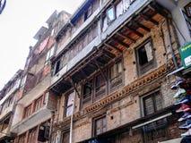 Kathmandu, The Streets of Thamel Royalty Free Stock Image