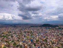 Kathmandu Valley стоковые изображения