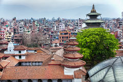 Kathmandu view Royalty Free Stock Images