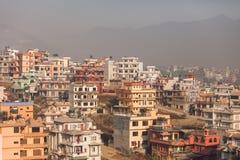 Kathmanu suburbs Stock Photography