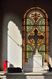 Katholic kors Royaltyfri Fotografi