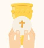 Katholieke godsdienst Royalty-vrije Stock Afbeelding