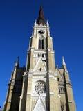 Katholieke kathedraal Stock Foto's