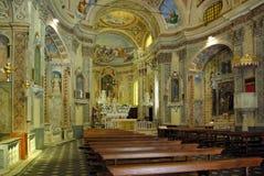 Katholieke kathedraal Royalty-vrije Stock Foto
