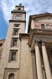 Katholieke kathedraal in Barcelona Stock Afbeelding