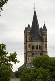 Katholieke kerk Keulen Stock Foto