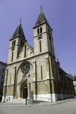 Katholieke Kerk in Sarajevo Royalty-vrije Stock Foto's