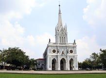 Katholieke kerk in Thailand Royalty-vrije Stock Afbeeldingen