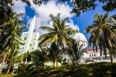 Katholieke kerk van st Teresa Royalty-vrije Stock Foto