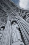 Katholieke tempel stock afbeelding