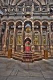 Katholikon святейшего Sepulchre стоковая фотография