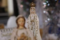 Katholische Cristian-Bilder stockfotos