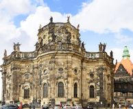 Katholische Hofkirche-Catholic Church, Dresden Royalty Free Stock Photo