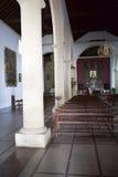 Katholische Innenkathedrale Lizenzfreies Stockfoto