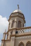 Katholische Kathedrale Lizenzfreies Stockfoto