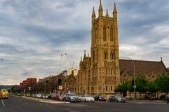 Katholische Kathedrale St. Francis Xavier s in Adelaide, Süd-Austr Lizenzfreies Stockbild