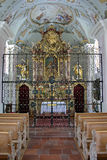 Katholische Kirche Lizenzfreies Stockfoto