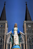 Katholische Kirche stockfotos