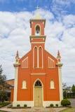 Katholische Kirche in Tal Tal-DOS Vinhedos Lizenzfreie Stockbilder