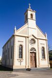 Katholische Kirche in Tal Tal-DOS Vinhedos Lizenzfreie Stockfotografie