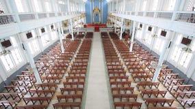 Katholische Kirche in Thailand Stockbilder