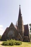 Katholische Kirche Zelenogorsk Russland Stockfoto