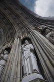 Katholischer Tempel stockbilder