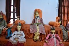 Kathputli Puppet Rajasthan. Kathputli Puppet view at Rajasthan Royalty Free Stock Photography