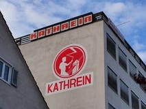 Kathrein-Hauptsitze lizenzfreie stockfotografie