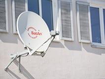 Kathrein satellite dish Royalty Free Stock Photography