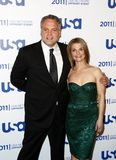Kathryn Erbe, Vincent D'Onofrio Royalty Free Stock Photos