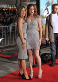 Kathryn Hahn, Jennifer Aniston Stock Photography