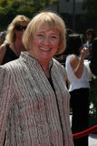 Kathryn Joosten. Arriving at the Creative Primetime Emmy Awards at the Nokia Theater, in Los Angeles,  CA on September 13, 2008 Stock Photography