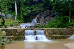 Kathu Waterfall 2 Stock Images