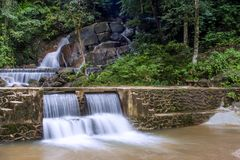 Kathu Waterfall 4 Stock Image