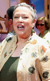 Kathy Bates. At the Los Angeles premiere of `Around The World In 80 Days` held at the El Capitan Theater in Hollywood, USA on June 13, 2004 Stock Photography