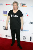 Kathy Bates. At the 5th Biennial Stand Up To Cancer held at the Walt Disney Concert Hall in Los Angeles, USA on September 9, 2016 Royalty Free Stock Photo