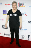 Kathy Bates. At the 5th Biennial Stand Up To Cancer held at the Walt Disney Concert Hall in Los Angeles, USA on September 9, 2016 Royalty Free Stock Photography