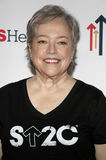 Kathy Bates. At the 5th Biennial Stand Up To Cancer held at the Walt Disney Concert Hall in Los Angeles, USA on September 9, 2016 Stock Photography