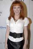 Kathy Griffin on the red carpet. Stock Photography