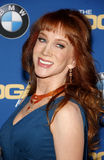 Kathy Griffin. At the 68th Annual Directors Guild Of America Awards held at the Hyatt Regency Century Plaza in Los Angeles, USA on February 6, 2016 Royalty Free Stock Photos