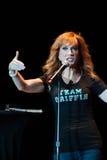 Kathy gryf Obraz Stock