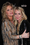 Kathy Hilton, Kim Richards Royalty Free Stock Photography